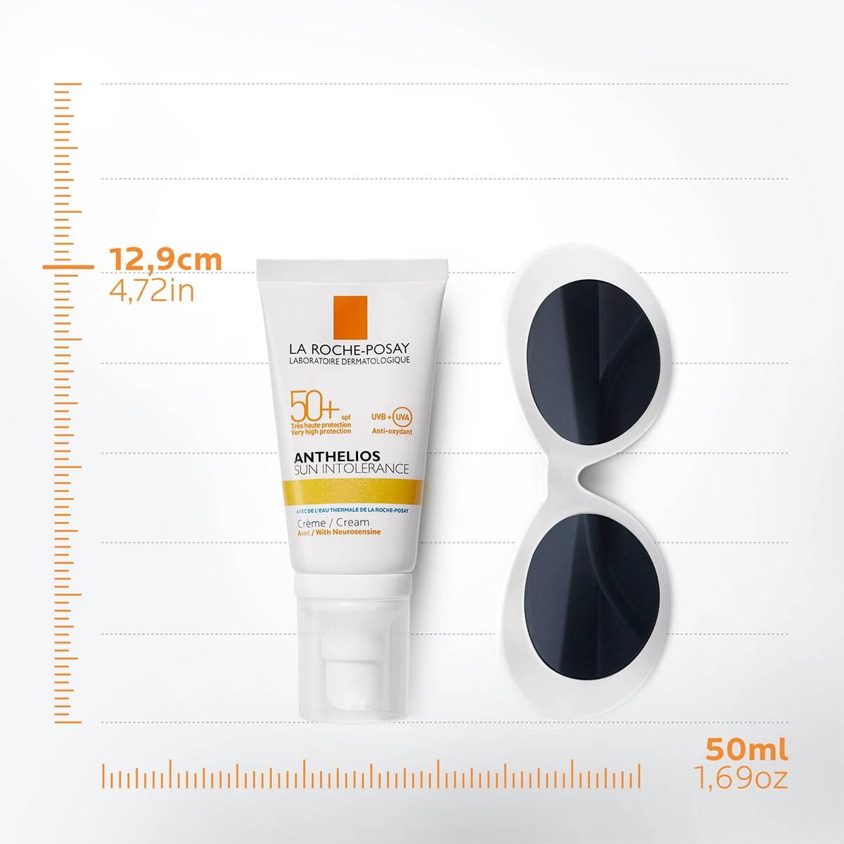 La Roche Posay ProductPage Sun Anthelios Med Sun Intolerance Spf50 50m