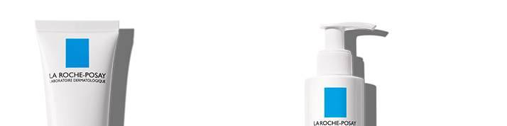 La Roche Posay healing cicaplast range page bottom